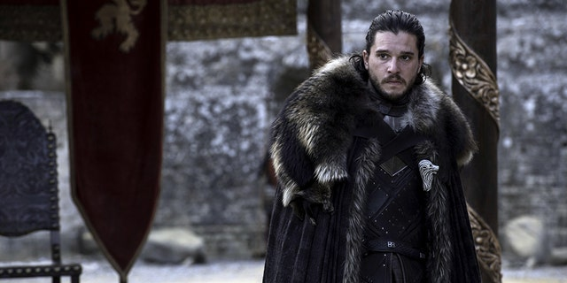 "Kit Harington stars as Jon Snow on the HBO hit series ""Game of Thrones."""