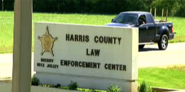 Harris County Sheriff Mike Jolley's new concealed carry sign went viral.
