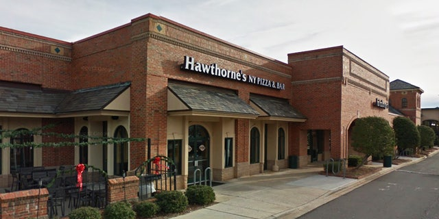 Local women say Hawthorne's pizza has labor-inducing powers.