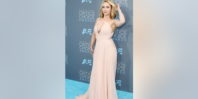Actress Hayden Panettiere arrives at the 21st Annual Critics' Choice Awards in Santa Monica, California January 17, 2016.
