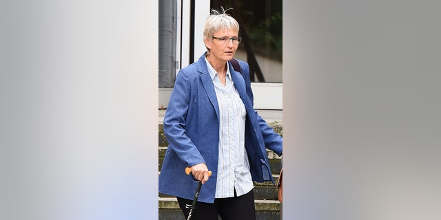 Helen Richardson has alleged that she was harassed by her neighbor after her rooster was crowing.