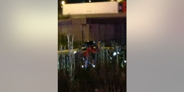 A helicopter crash injured four people Saturday night in Chicago.