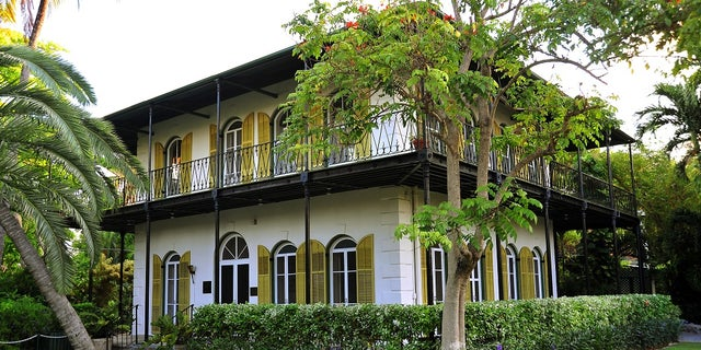 The Hemingway Home & Museum is a popular spot for tourists and writers.
