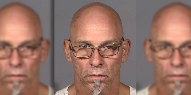 Herbert Rogers, 53, was arrested Monday in connection to the incident.
