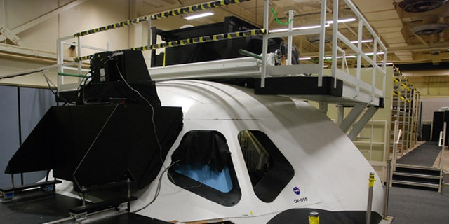 Although never intended to be space-worthy, the fully-functional SAIL (Shuttle Avionics Integration Laboratory) was given its own orbiter vehicle number, OV-095. The SAIL is now set to open for tours at NASA's Johnson Space Center.