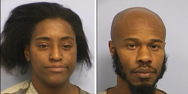 Lashanda Fisher, 28, and Jonathan Hightower, 31, were arrested after getting caught having oral sex inside a Texas restaurant.