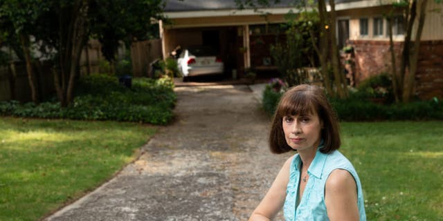 """Hilda Brucker said her experience in court over cracks in her driveway was """"horrifying."""""""