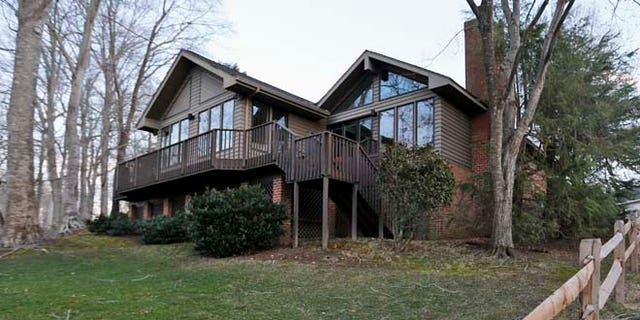 The home of John Hinckley's mother, where the would-be assassin is set to stay.