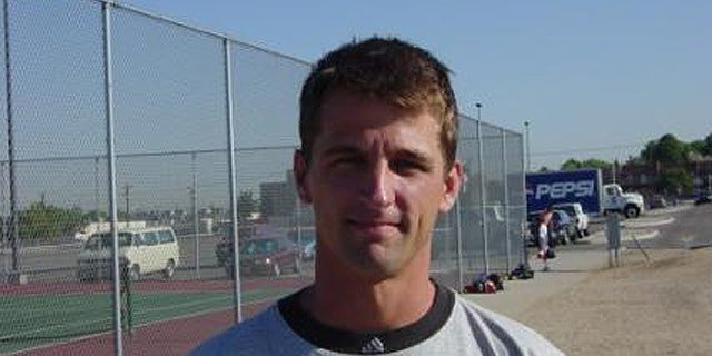 Tom Hirschman, a special education teacher at Eldorado High School in Albuquerque, N.M., said he was told to resign last month for violating district policy twice, most recently during a match in which he prayed with an opposing player after she was injured. (Courtesy: Tom Hirschman)