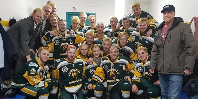 The Broncos of Humboldt, Saskatchewan, were on their way to a game when their team bus crashed, investigators said.