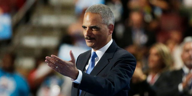 "Former Attorney General Eric Holder has blasted the release of the Nunes memo as ""dangerous and irresponsible."""