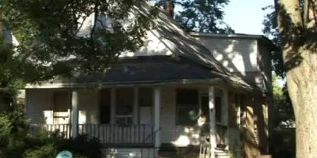 The deadly incident happened Friday night at the home in Detroit.