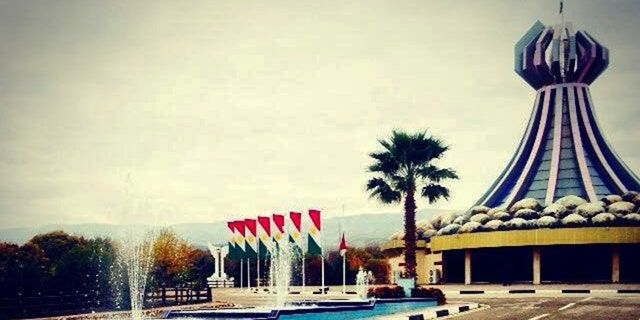 The Halabja Monument and Peace Museum