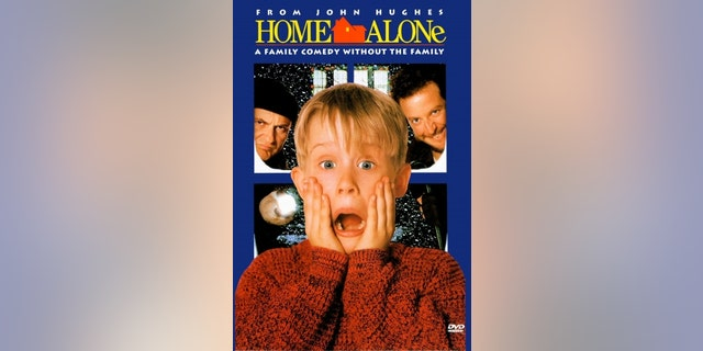 """Home Alone,"" which starred Macaulay Culkin, tells the story of an eight-year-old troublemaker who must protect his house from a pair of burglars when he is accidentally left home alone by his family during Christmas vacation. The film premiered in 1990."