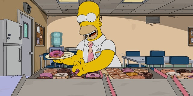 A driver in England recently tried to pass off Homer Simpson's license as his own.