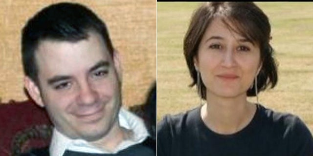 Coty Beavers, left, and Gelareh Bagherzadeh were killed 11 months apart in 2012.