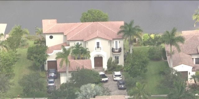 Someone made a prank call to David Hogg's home on Tuesday.