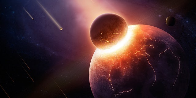 Nibiru, also known as Planet X, was originally supposed to destroy our world on September 23 according to a Christian Numerologist who said it was to collide with Earth.
