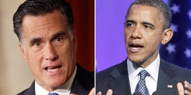 Some of the poshes hotels are hosting million dollar fundraising events for President Obama and Republican candidate Mitt Romney.