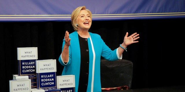 Hilary Clinton lauds this yoga pose as helping her find strength.