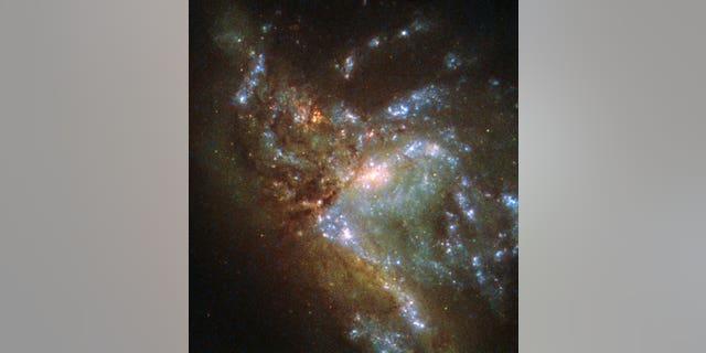 Credit: ESA/Hubble & NASA, Acknowledgement: Judy Schmidt (Geckzilla)