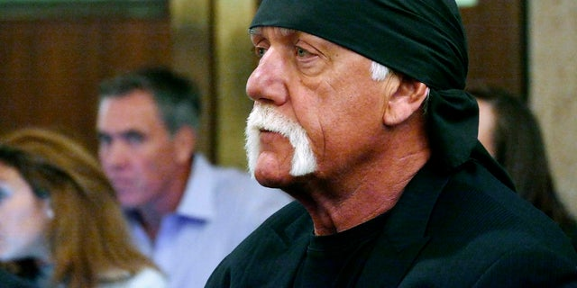 Hulk Hogan's contracted was terminated by the WWE in 2015 following the racial slurs on the sex tape.