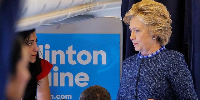 Abedin was a key confidante to Clinton.