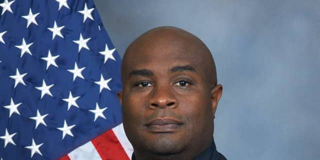 Officer Keith Earle served with the police department for 25 years before his death.