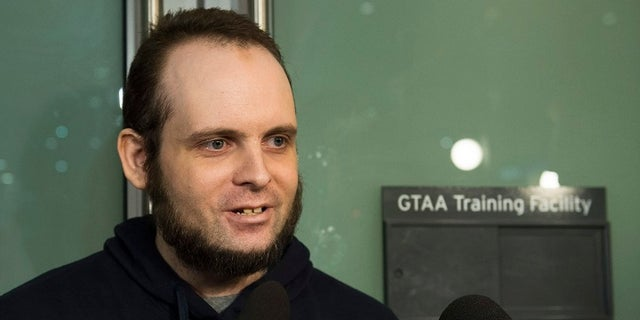 After arriving to Toronto, Joshua Boyle told media outlets his wife was raped and the extremists killed his daughter.