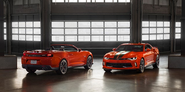 The $4,995 package is available on convertibles and coupes.