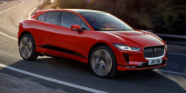 Westlake Legal Group i-pace-side Electric Jaguar I-Pace named World Car of the Year at the New York Auto Show Gary Gastelu fox news fnc/auto fnc eeea6a8a-4199-520f-a327-cbc994e7b6ca article