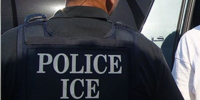 (Immigration And Customs Enforcement)