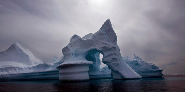 For the first time, the strongest Arctic ice has begun to break off, scientists say.
