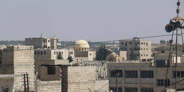 Idlib province, Syria.