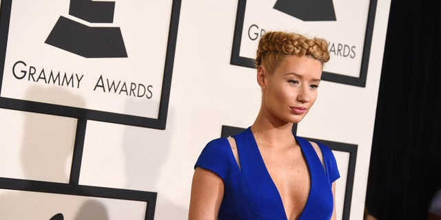 Iggy Azalea revealed she couldn't get to her home in Calabasas due to the Woolsey Fire.