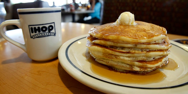 IHOP hopes to raise funds for local children's hospitals and health organizations, as it does every year during its National Pancake Day.