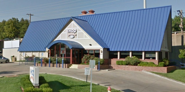 The students were heading back from an IHOP in Clayton, Mo., when they were stopped by police.
