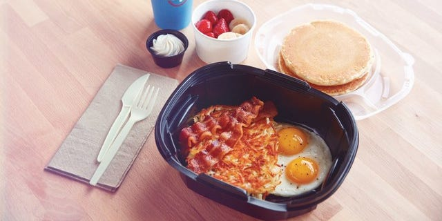 On Tuesday, IHOP also announced its deal with DoorDash, to provide delivery options from 300 of its restaurants.