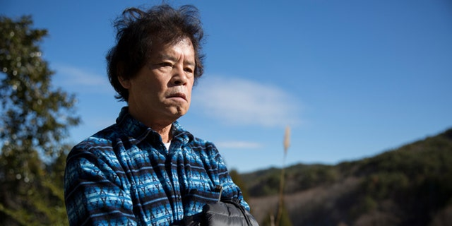 Toru Anzai was evacuated from Iitate village in 2011 after the start of the Fukushima Daiichi nuclear disaster.