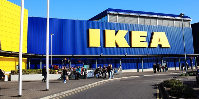 IKEA is offering a discount for expecting parents on its baby crib, but moms have to pee on the advertisement first.