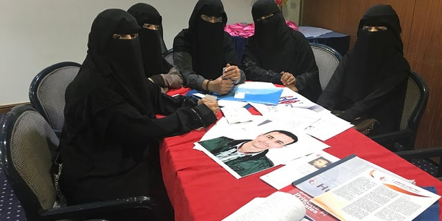 Formed in 2016, Yemen's Abductees' Mothers Association fight across the nation on behalf of all men swept up as political prisoners in the civil war