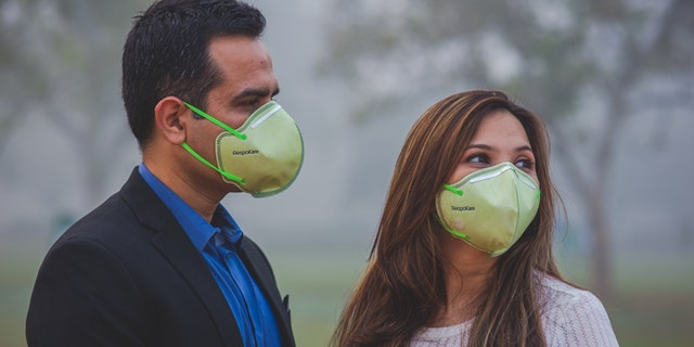 The toxic smog is affecting every facet of life in India's capital city.