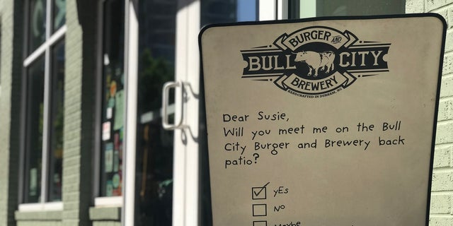 To eat the burger, patrons have to go through a lottery. Daredevils pay $30 to put their name on a raffle ticket and the restaurant draws a winner from a box about every other day. The winner, announced on Facebook and Twitter, has 48 hours to respond with a date and time to take on the Tarantula Challenge.