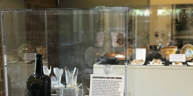 """Nearly 300 years after the seal was designed, those two fragments from what turned out to be the same bottle were reunited – a breakthrough that archaeologists call historic and a """"miracle."""""""