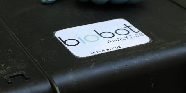 In May, the town's management began a partnership with Massachusetts-based research company Biobot Analytics.