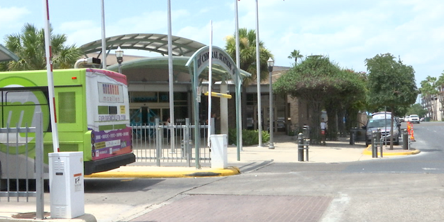 Many reunited migrant families are taken to Central Station in McAllen. From here, they'll head to destinations across the country, usually to homes of family members with whom they'll stay.