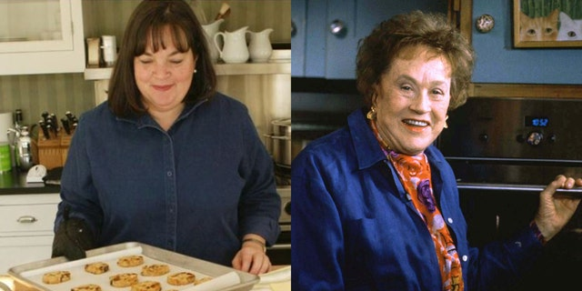 """Celebrity chef Ina Garten declared on Food Network's """"Cook Like a Pro"""" that chicken does not need to be washed before roasting – siding with Pepin."""