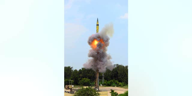The missile test took place on Abdul Kalam Island, officials said.