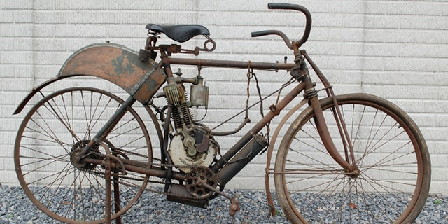 1903 Indian Motorcycle