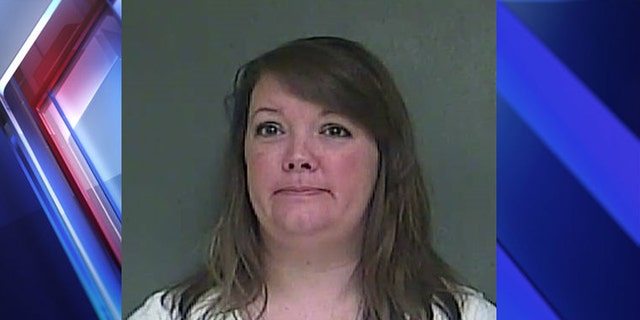 Kisha Nuckols, 40, was taken into custody Friday.